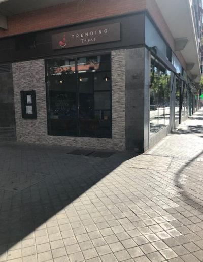 Bonita instalación en Madrid Uncategorized