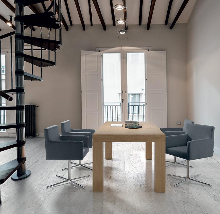 Mobiliario salas de reuniones