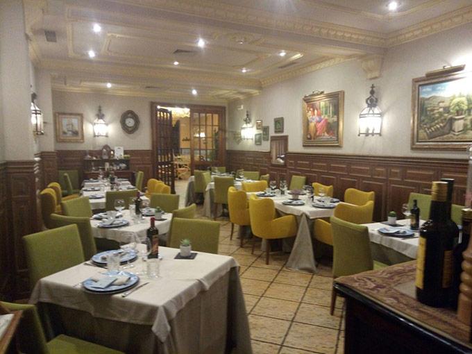 Restaurante Casa Moral