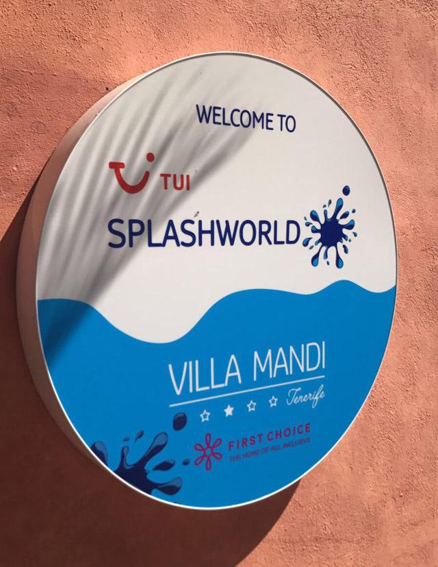Hotel Villa Mandi