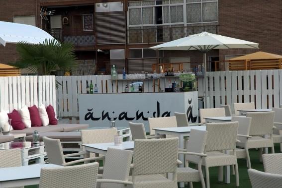 Local de copas Ananda