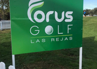 Forus Golf Las Rejas
