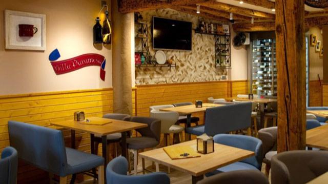 Restaurante Villaparamesa