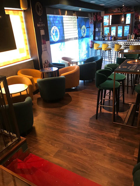Cafetería Lounge
