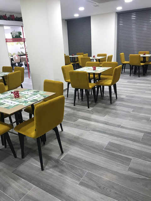 Restaurante Berlín 8