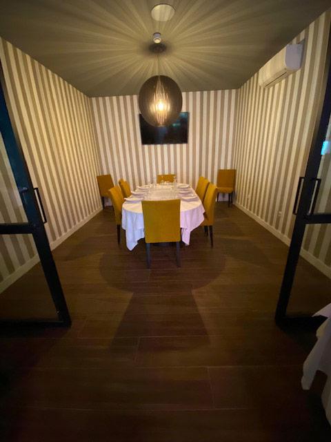 Sillas y mesas para Restaurante Al Punto