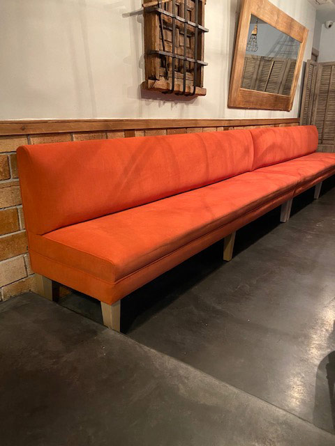 Mobiliario para restaurante Trasgu